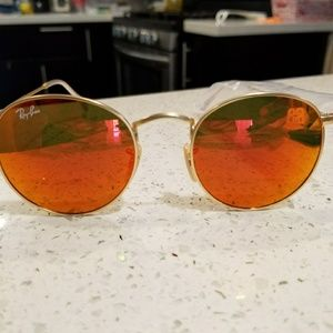 Authentic Ray Ban Rounds Brand new